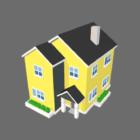 Banlieue 2 niveaux House
