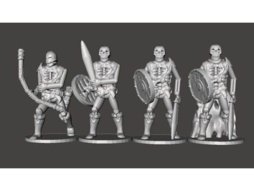 Supportless Skellies Character Sculpt
