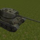 Weapon T43 Medium Tank