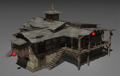 China Tibet House Design