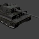 Těžká nádrž nacisty Tiger I