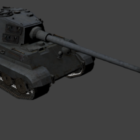 Ww2 Tiger Ii Heavy Tank