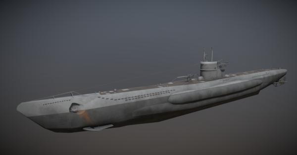 Buque de la Armada U557