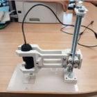 印刷可能なUSB顕微鏡スタンド