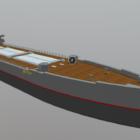 Uig Cargo Ship Transport