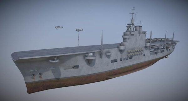 Barco de transporte unicornio
