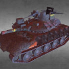 Venezuela Light Tank M-551