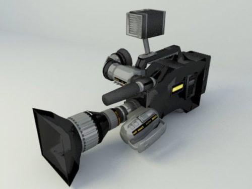 كاميرا فيديو للسينما