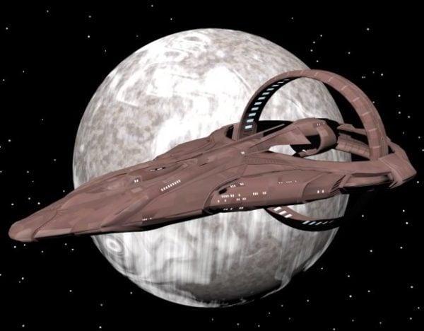 Vulcan Dkyr Spacecraft