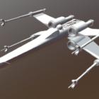 X- الجناح الطائرة