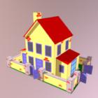 Yellow House Gaming Design