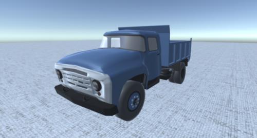 Zil-kuorma-auto