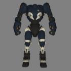 زورن الخيال العلمي روبوت