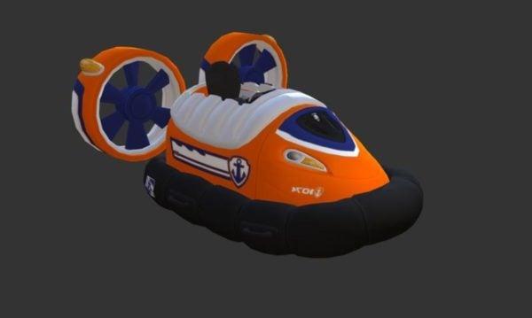 Vehículo Gaming Zuma
