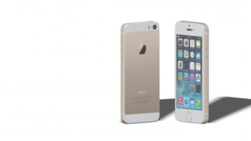 Apple Iphone 5s -värinen