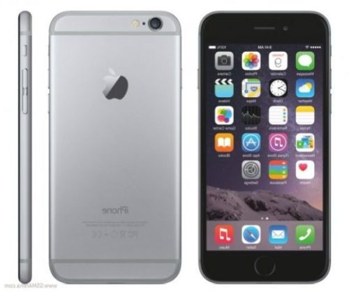 Apple Iphone 6 Plata