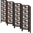 Classic Screen Partition Room Divider