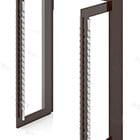 Telaio porta in legno