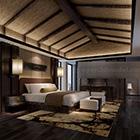 Camera da letto completa con illuminazione interna