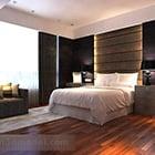 Modern Minimalist Bedroom Interior V2
