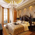 Avrupa tarzı yatak odası iç V1