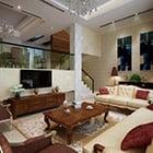 Modern Living Room Interior V6