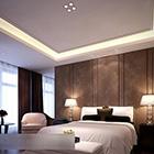 Basit yatak odası iç V1