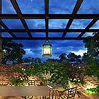 Bahagian Dalaman Taman Balkoni