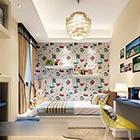 Tatami Bedroom Interior V1