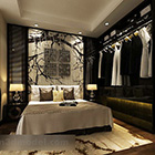 Bedroom Wardrobe Design Interior