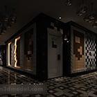 Shopping Mall Interior V4