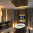 Spa Bathtub Interior