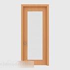 Home Bathroom Door