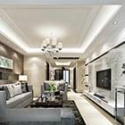 Modern Living Room Furniture Interior V2