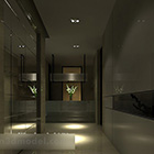 Hotel Corridor Interior V11