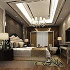 Neo Classic Bedroom Interior V1
