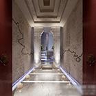 Interior Hotel Aisle V1