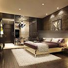 غرفة نوم رئيسية داخلية V1
