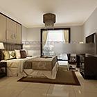 غرفة نوم رئيسية للداخلية الرئيسية