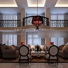 Classic Villa Duplex Space Interior