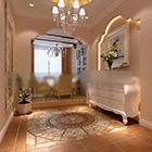 European Entrance Hallway Interior V2