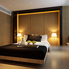 Very Simple Bedroom Interior