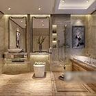 Royal Luxury Toilet Interior