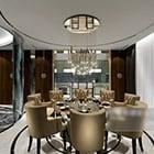 Restaurant Private Vip Room Interior