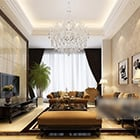Living Room Asian Style Interior