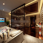 Spa Center Design Interior