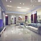 Asia Modern Living Room Interior