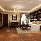 Neo Classic Design Living Room Interior