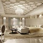 European Classic Style Bedroom Interior