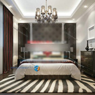 East Asian Bedroom Design Interior